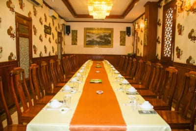 Nhà hàng Hương Việt Quy Nhơn
