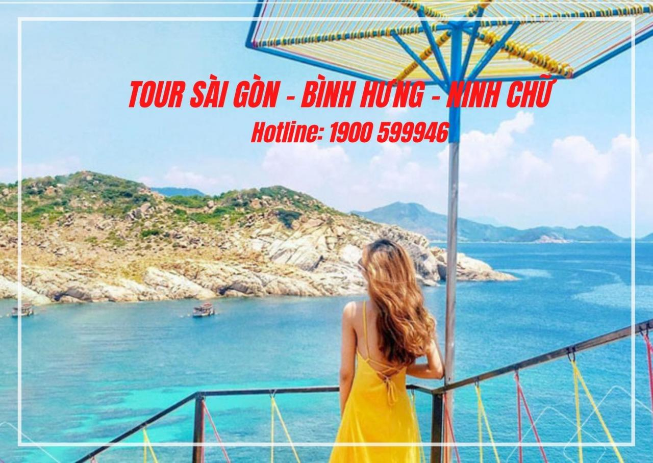 TOUR TẾT 2021: BÌNH HƯNG – NINH CHỮ – VƯỜN NHO – BBQ TÔM HÙM