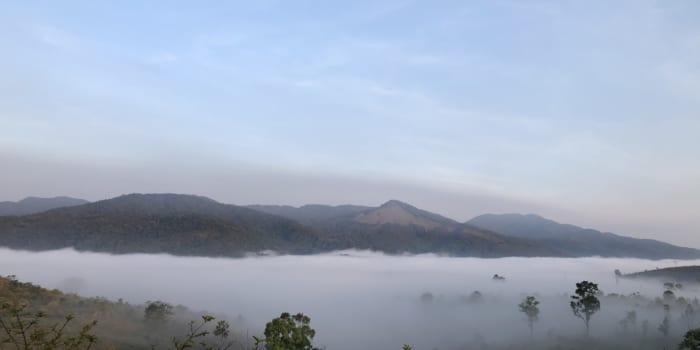 Măng Đen - Thị trấn trong sương mờ