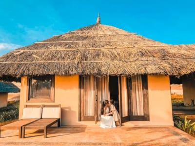 Crown Retreat được thiết kế dạng Bungalow