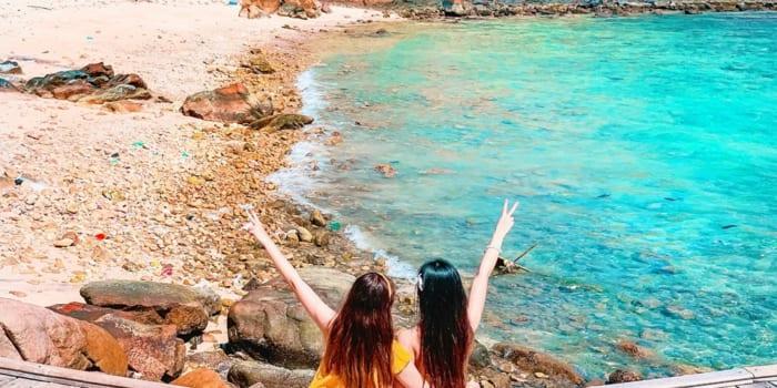 Hòn Khô - Hoang Sơ biển Đảo Quy Nhơn