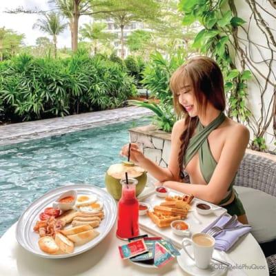 l By Melia Phú Quốc ẩm thực phong phú