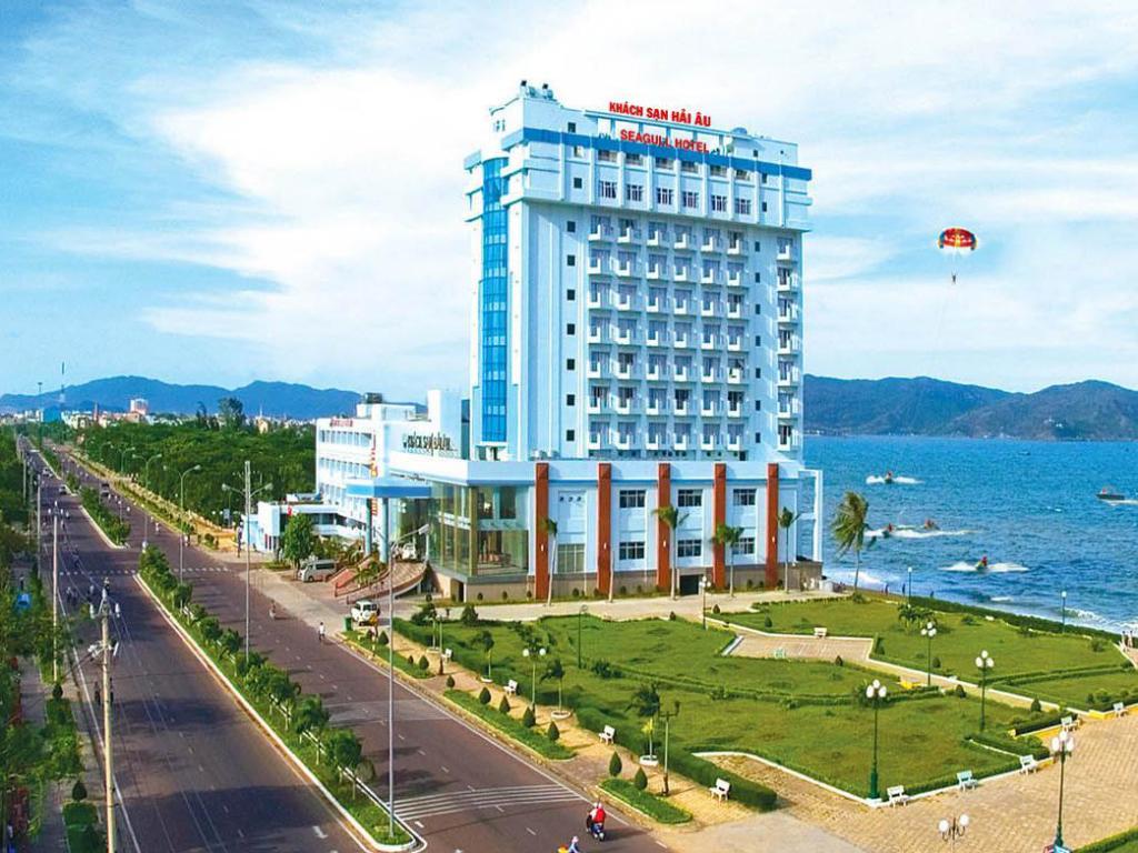 Khách sạn Hải Âu 4 sao Quy Nhơn bên bờ biển | 1900 599946