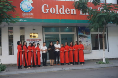 Golden Life Travel - Công ty du lịch uy tín vượt trội