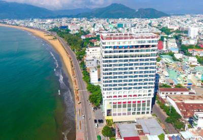 Khách sạn Hương Việt Quy Nhơn có vị trí đẹp nhất Quy Nhơn