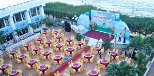 Nhà hàng sân vườn - Open Air - Ks Hải Âu