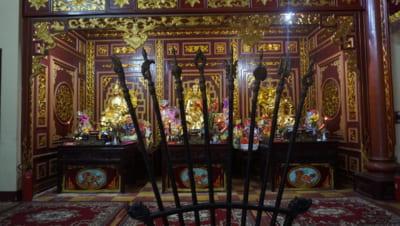 Đền Tây Sơn Tam Kiệt