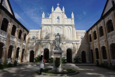 Tiểu chủng viện Lòng Sông - Khung Trời Tây giữa lòng Bình Định