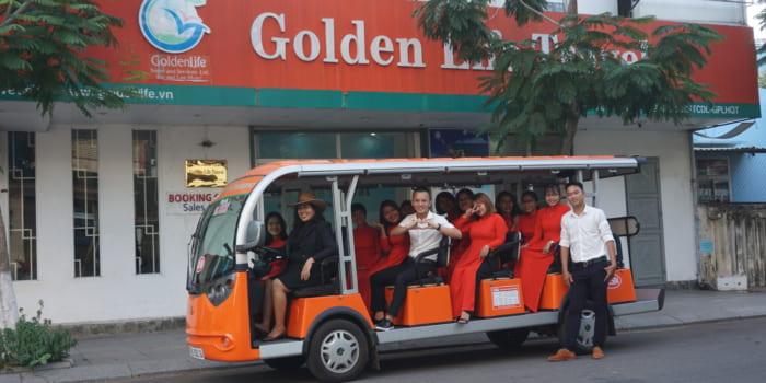 Golden Life Travel - Công ty Lữ Hành _ Sự kiện uy tín vượt trội