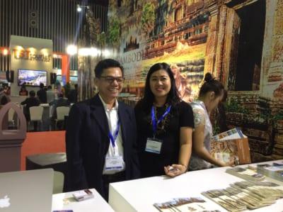 Du lịch công vụ - Loại hình Công tác tại Hội chợ triển lãm