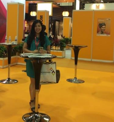 CEO Golden Liffe tại Hội Chợ Du Lịch Quốc Tế ITB Singapore
