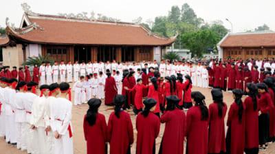 Hát Xoan Phú Thọ