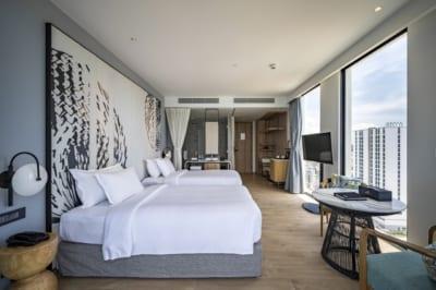 Phòng Anya Premier Hotel - Loại 2 giường