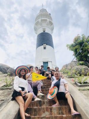 Cù lao Xanh - Ngọn Hải Đăng cổ