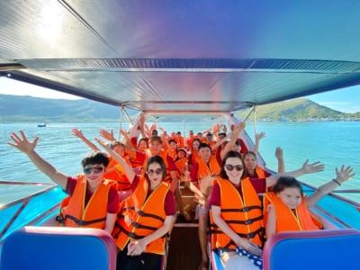 Cù Lao Xanh - Cuộc Sống người dân thay đổi khi du lịch phát triển