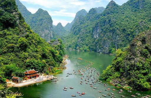 Du lịch Việt nam kỉ niệm 61 năm thành lập ngành