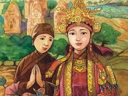 Chuyện tình lịch sử Chế Mân - Huyền Trân Công chúa
