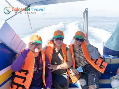 Cù Lao Xanh - Đảo Ngọc ở Quy Nhơn