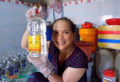 Làng nghề Rượu Bàu Đá Bình Định