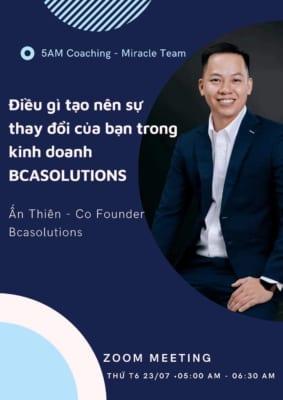 Những người sáng lập BCA Solution