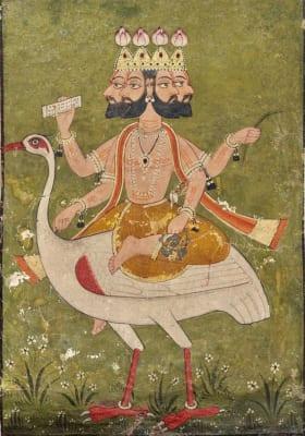 thần Brahma