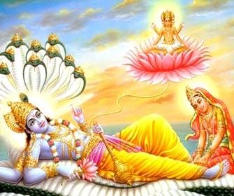 Thần Vishnu